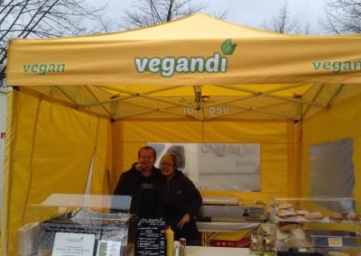Zeit für ein veganes Marktangebot