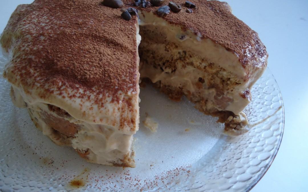 Tiramisu-Torte gefährliche Falle für Süßmäuler