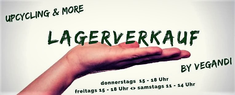 Save the Date… popUp- & Lagerverkauf